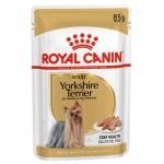 Royal Canin Yorkshire Terrier Adult comida húmida para cães