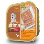 Affinity Ultima Senior Spécial Mini comida húmida com frango