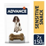 Advance Sensitive Snack para cães sensíveis