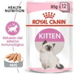 Royal Canin Kittem em patê para gatinhos