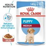 Comida húmida Royal Canin Puppy Medium