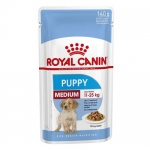 Comida húmida Royal Canin Puppy Medium