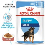 Comida húmida Royal Canin Puppy Maxi