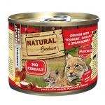 Natural Greatness Frango e Iogurte para gatos
