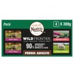 Multipack Patê Nutro Wild Frontier para cães