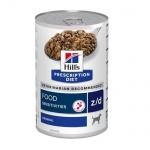 Hills Canine z/d ULTRA Allergen-Free Lata