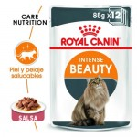 Royal Canin Intense beauty Felino com molho