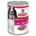 Hill's Canine Adult Lata Vitela