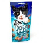 Snacks para gatos Felix Party Mix