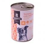 Alimento húmido para cães Criadores vitela com abóbora 400 gr