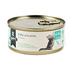 Alimento húmido para gatos Criadores Kitten de frango com atum