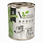 Alimento húmido vegetariano para cães Criadores