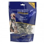 Fish4dogs Sea Jerky Fish bones snack hipoalergénico peixe