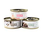 Pack degustação Breed Up de comida húmida Light