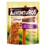 Snack Purina Adventuros Strips sabor Cervo
