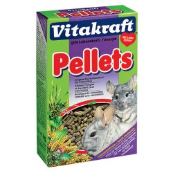 Alimento para Chinchilas Vitakraft Pellets