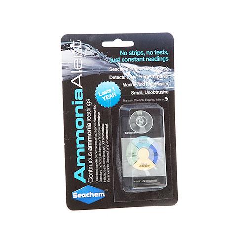 Teste de amoníaco permanente para aquários