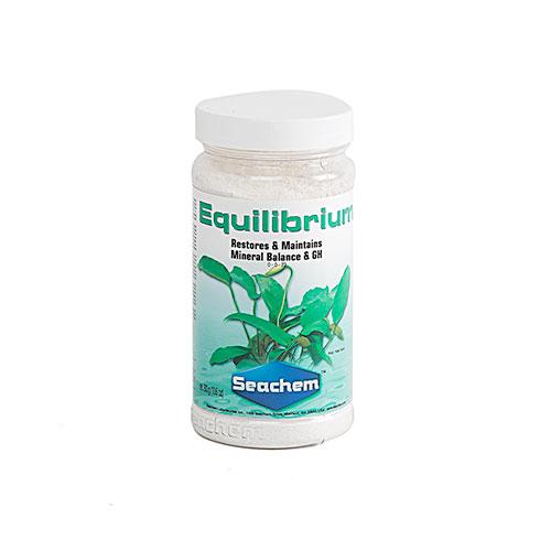 Minerais para plantas de aquário Equilibrium