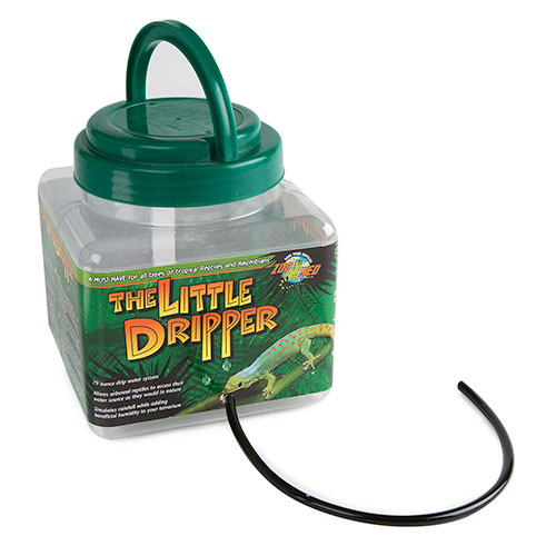 Sistema de gotejo para terrários Little y  Big Dripper