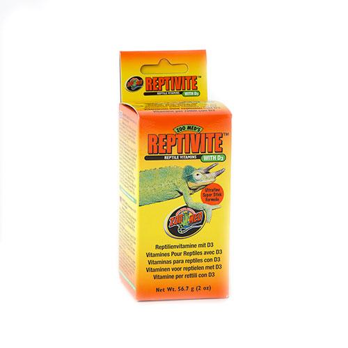 REPTIVITE Minerais, vitaminas e aminoácidos