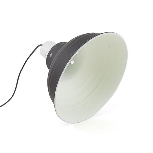 Porta-lâmpada acumulador de luz para efeito Lunar