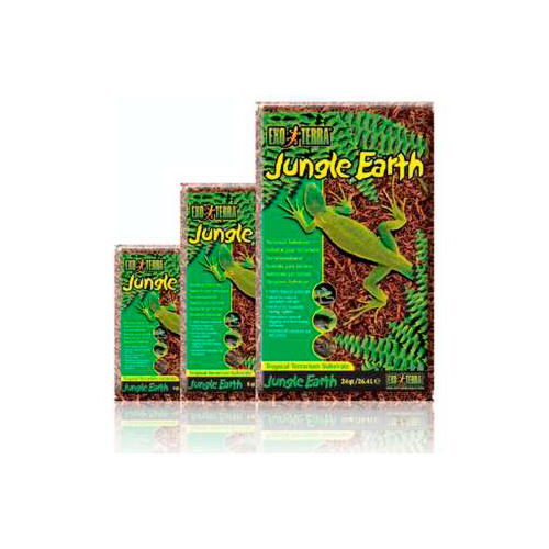 Substrato Tropical Jungle Earth