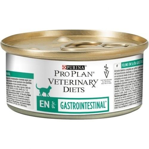 Purina VD EN gastroenteric em lata para gatos