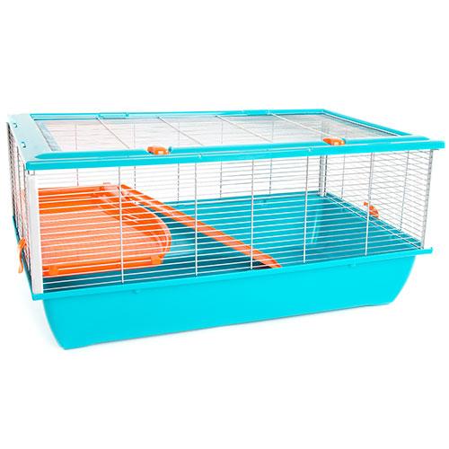 Gaiola para hamsters Technical Pet Plastic com 2 andares