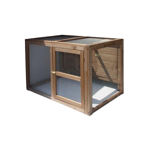 Jaula galinheiro - coelheira de madeira TK-Pet Rocky Modular
