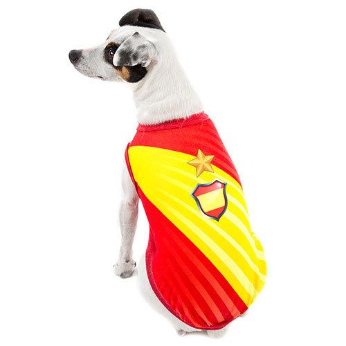 Camisola para cães Seleção Espanhola TK-Pet