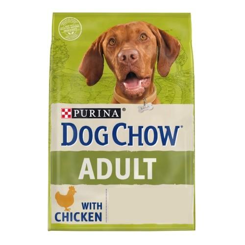 Ração para cães Dog Chow Adult com frango