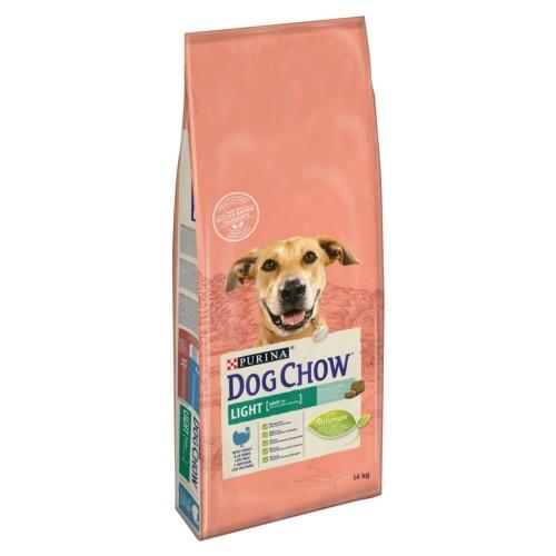 Ração para cães Dog Chow Light