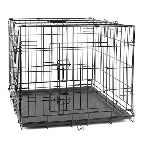Gaiola dobrável para cães TK-Pet