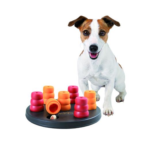 Jogo de inteligência para cães Dog Activity Mini Solitario