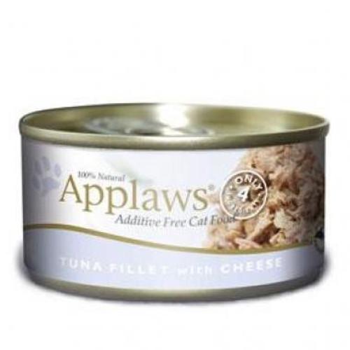 Applaws - Alimento fresco em latas Presentación Filete de atun Applaws - Alimento fresco em lata