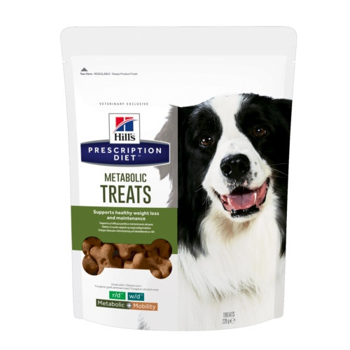 Hill's Prescription Diet Metabolic Canine Treats para cães