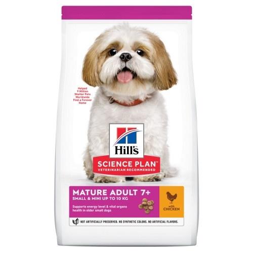 Hill's Science Plan Canine Mature Adult Small and Miniature ração para cães
