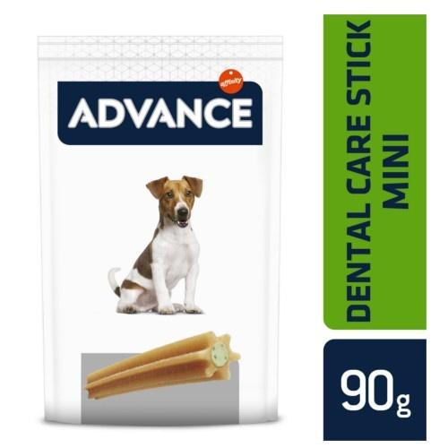 Advance Dental Care Stick Mini Dogs snack para cães