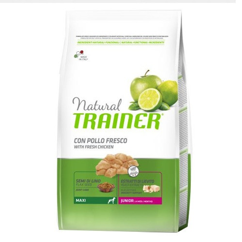 Naural Trainer Junior Maxi com frango
