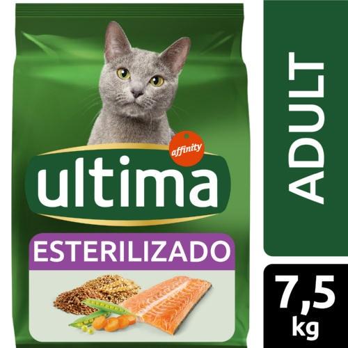 Affinity Ultima Adult Sterilized ração para gatos com salmão