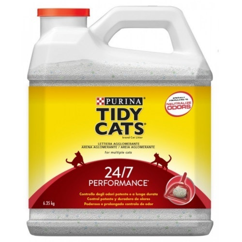 Areia para gatos Purina Tidy Cats Performance