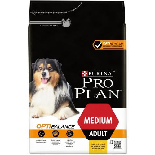 Purina Pro Plan Adult OptiBalance Medium