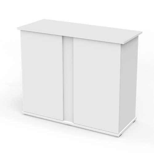 Mesa para aquário de vidro Ciano Emotions branca