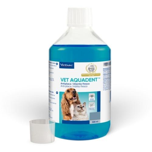 Elixir bucal para cães e gatos Vet Aquadent