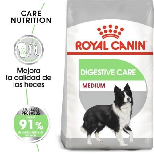 Royal Canin Medium Digestive Care ração para cães