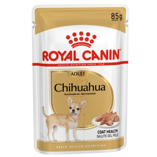 Royal Canin Chihuahua Adult comida húmida para cães