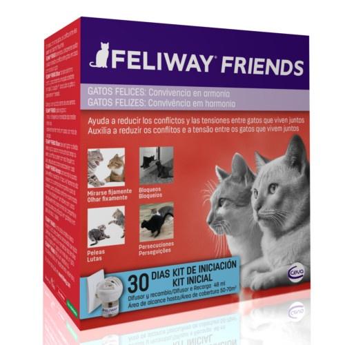 Feliway Friends para gatos difusor com recarga