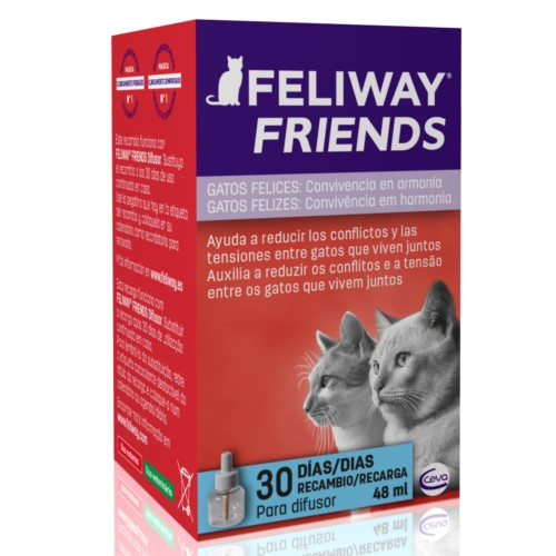 Feliway Friends para gatos recarga
