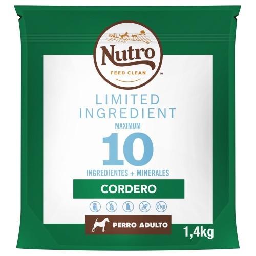 Nutro Limited Ingredient Cordeiro para cães