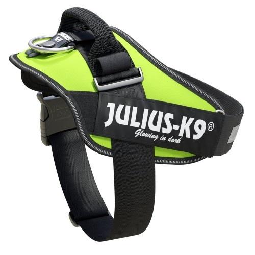 Arnês ergonómico Julius K9 IDC néon